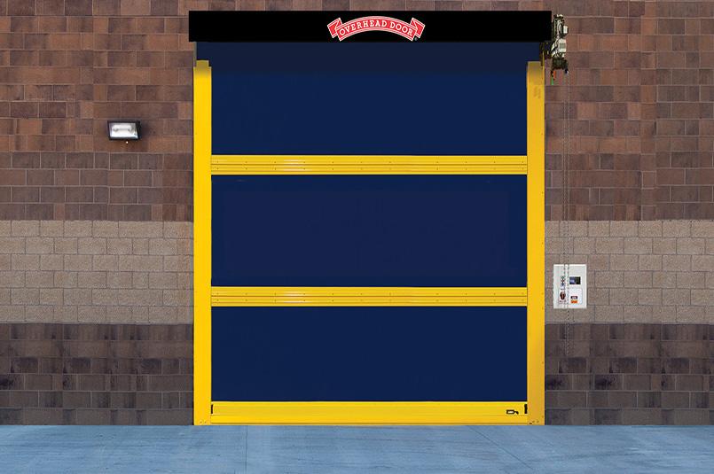 High Sd Fabric Doors