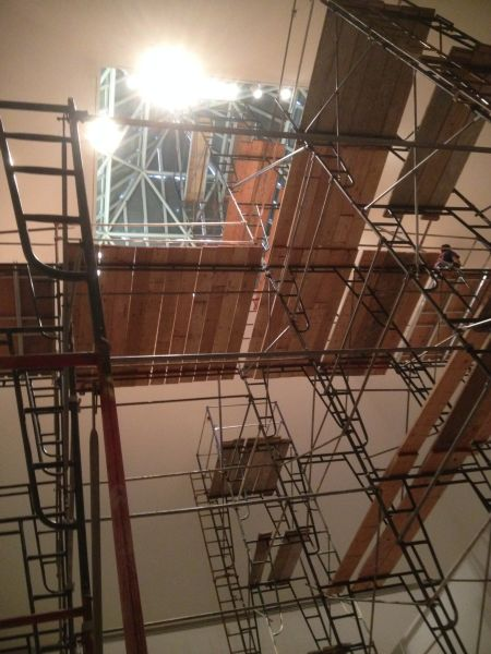 Scaffolding For Ceiling Work | Taraba Home Review