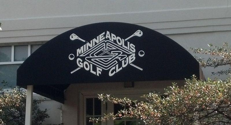 Hoigaards Custom Canvas Awnings LLC Minneapolis Golf Club