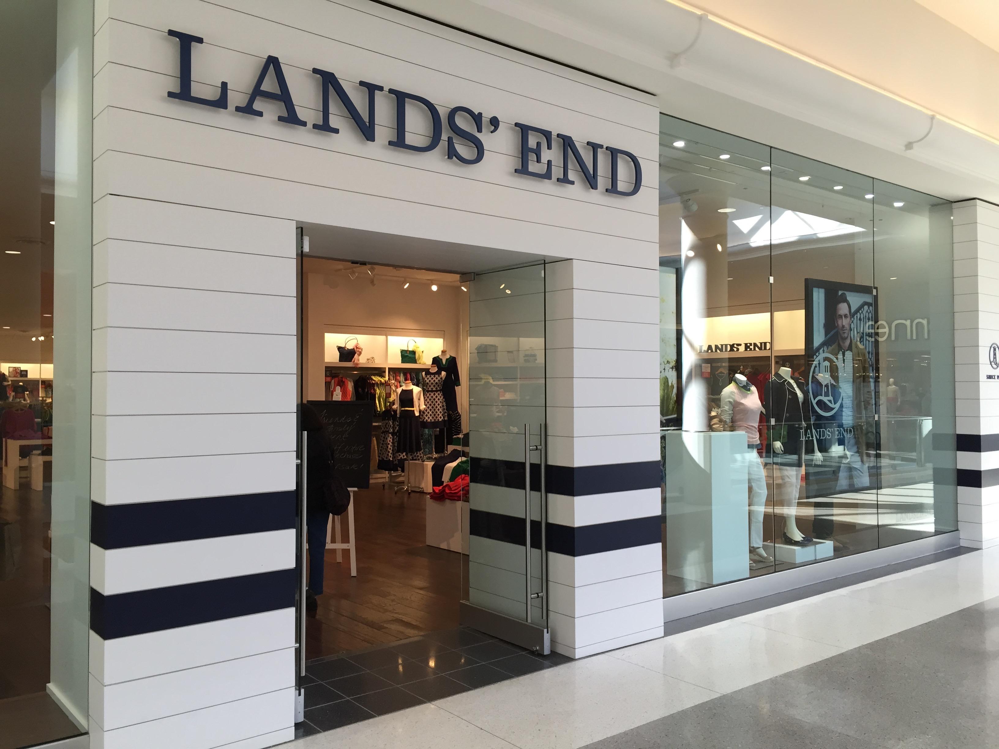 Image result for lands end store