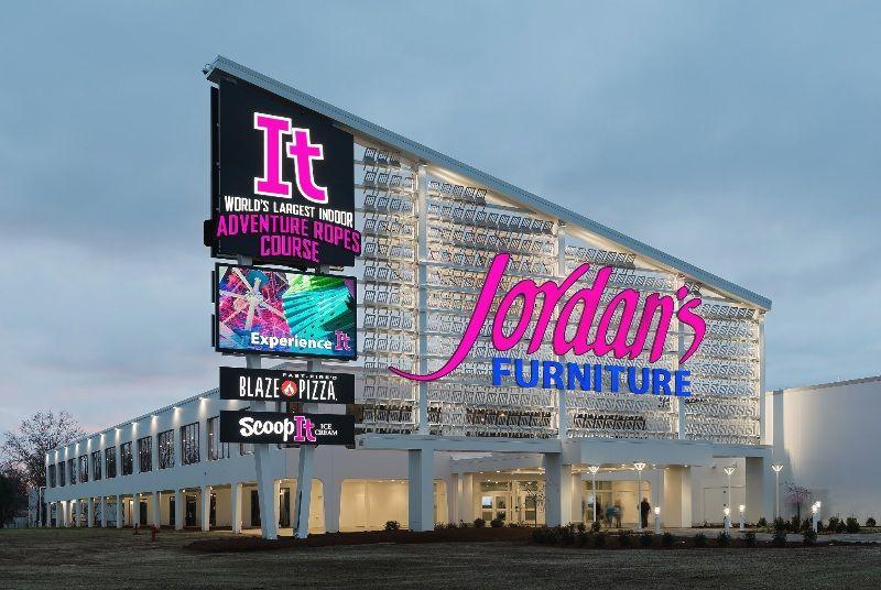 New Horizons Technologies Inc Jordan S Furniture New Haven Ct