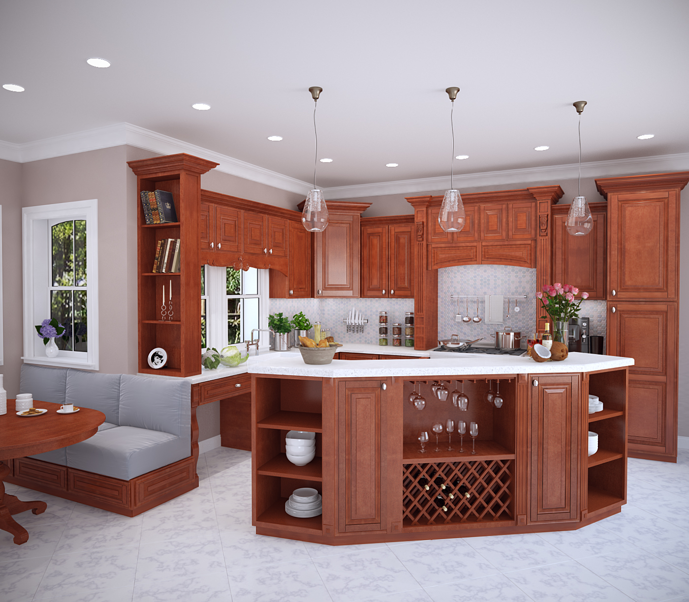Awesome Mochaville Kitchen Cabinet Great Ideas