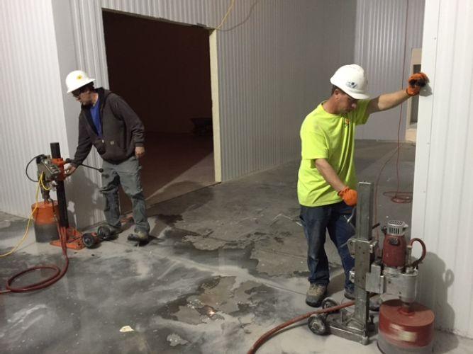 Hardrock Concrete Cutting Veroni Pureland Park Swedesboro Nj