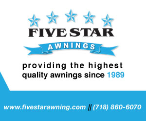 Five Star Awnings Inc.