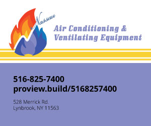Nassau HVAC Supply Inc.