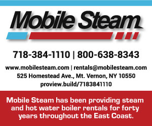 Mobile Steam Boiler Rental Corp.