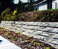 Earth Stone Retaining Walls