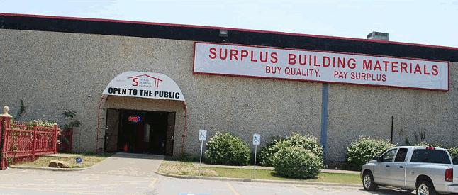 Surplus Building Materials