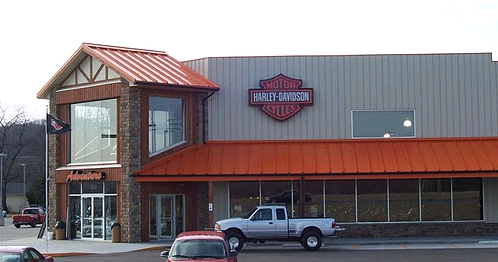 Commercial Plumbing H M Adventure Harley Davidson